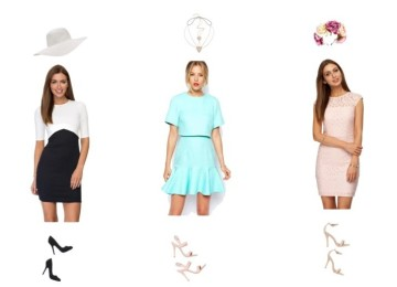 Spring races outfits