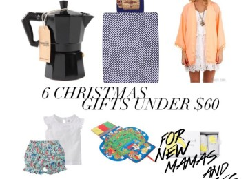 Gift ideas for new mums and babies
