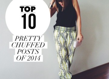 Top ten pretty chuffed post 2014