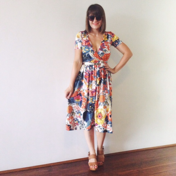 St frock blogger