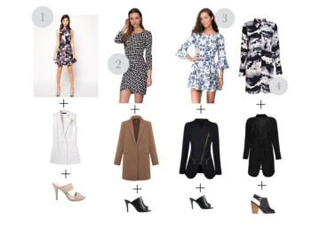 Work to play outfits under $100
