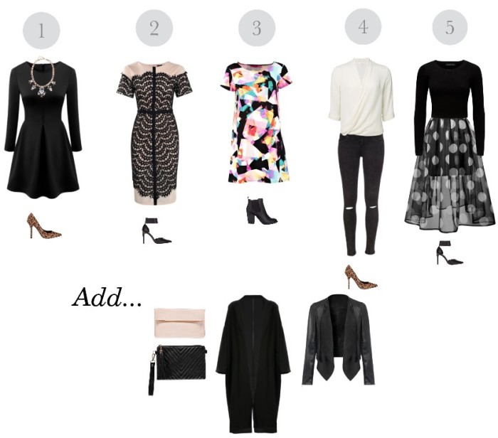 Hen's Night Outfits Under $100