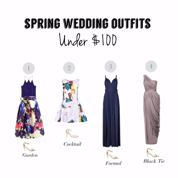 Wedding outfit ideas
