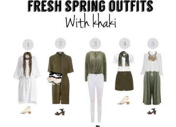 Outfits under $100: 3 outfits