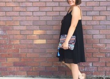 How to wear a little black dress for day pretty chuffed
