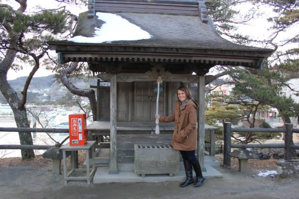 Me in Japan in 2012 - I still have this coat and boots and wear them regularly!
