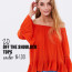 20 Off The Shoulder Tops Under $100 | Must-have Monday