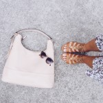 neutral accessories hobo handbag every day bag