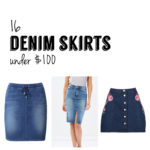 denim skirts under 100 pretty chuffed blog