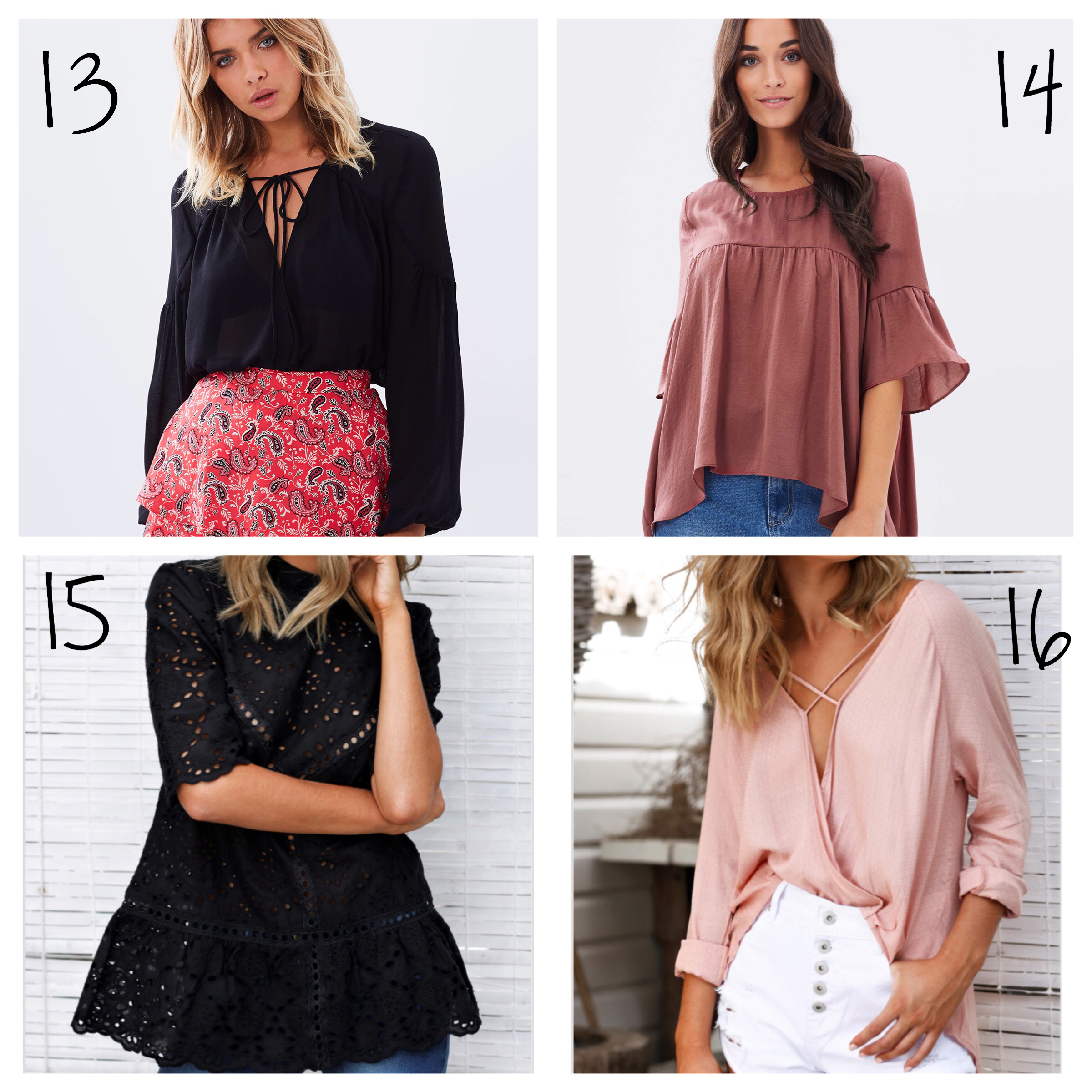 24 dressy tops to wear with jeans trend tuesday pretty