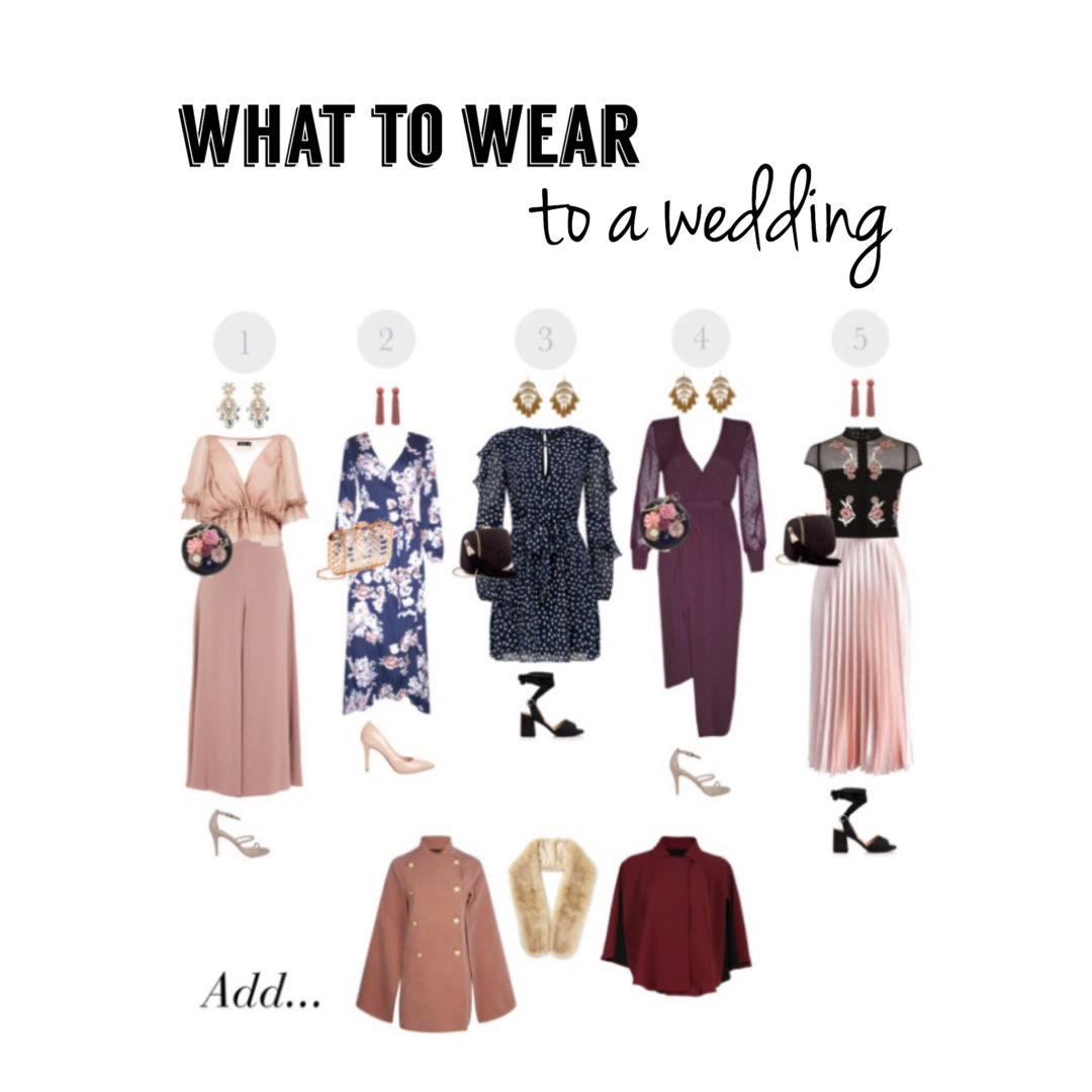 what to wear wedding