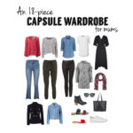 capsule wardrobe for mums