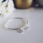 Emma and Roe charm bangle