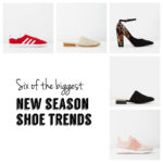 new season shoe trends