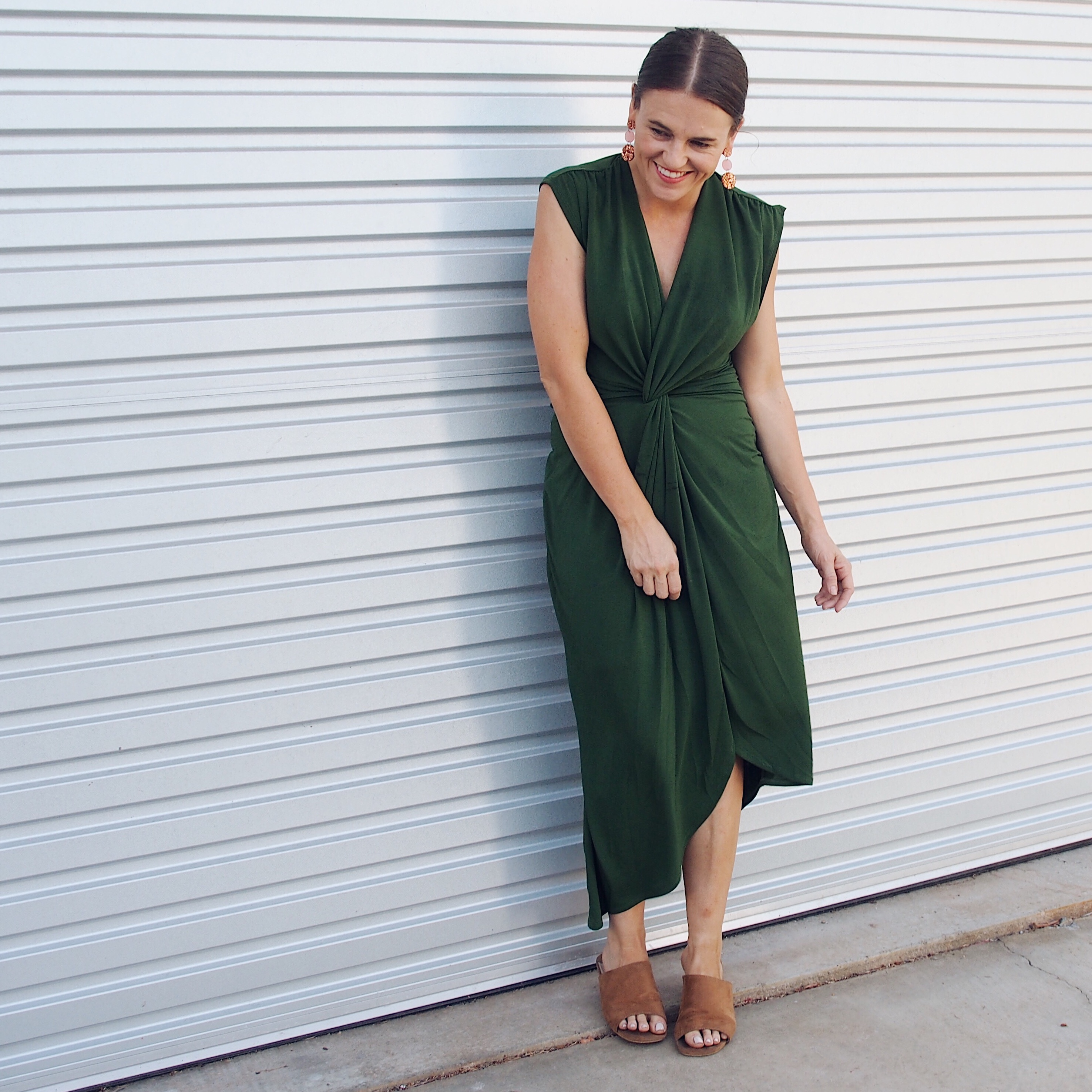 8 Red, Green and White Dresses Perfect For Christmas | What I Wore ...