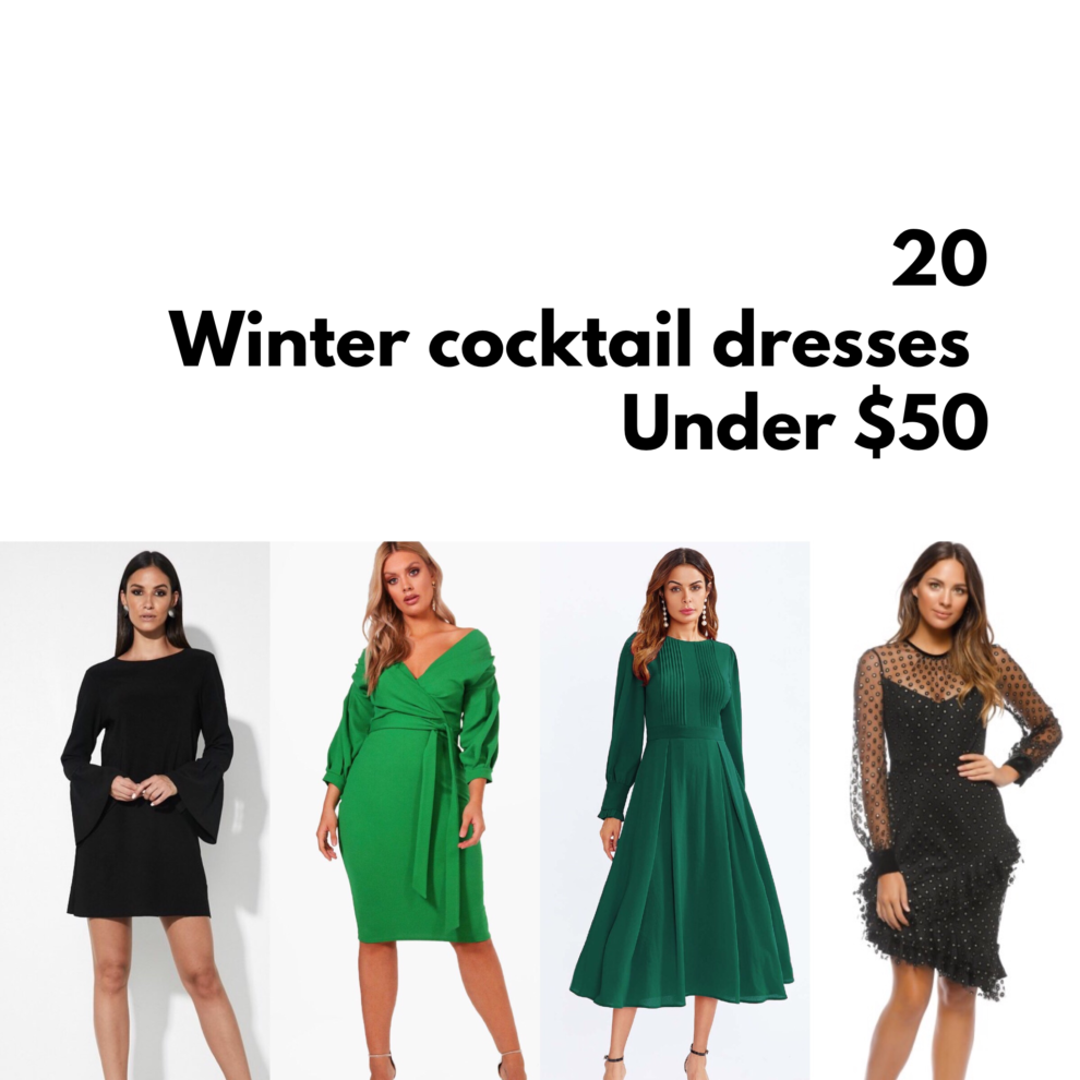 bright in luster popular stores limpid in sight 20 Winter Cocktail Dresses Under $50 - Pretty Chuffed